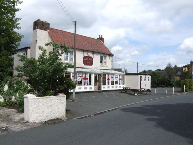 The Lord Hill, Ketley Bank