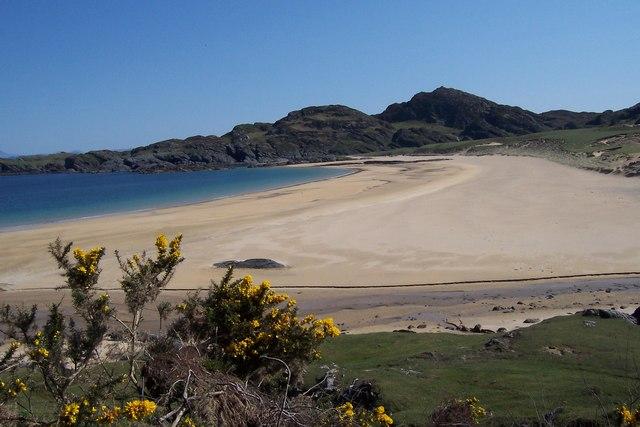 Kiloran Bay and Carnan Eoin