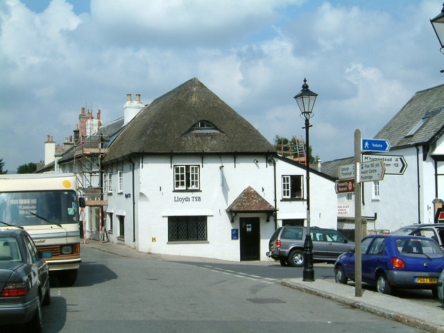 Lloyds Bank, Chagford