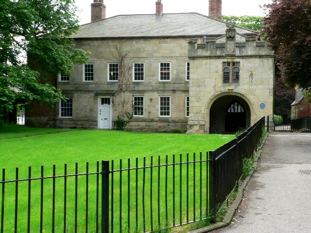 Great Banqueting Hall of Bishops� Manor, Howden
