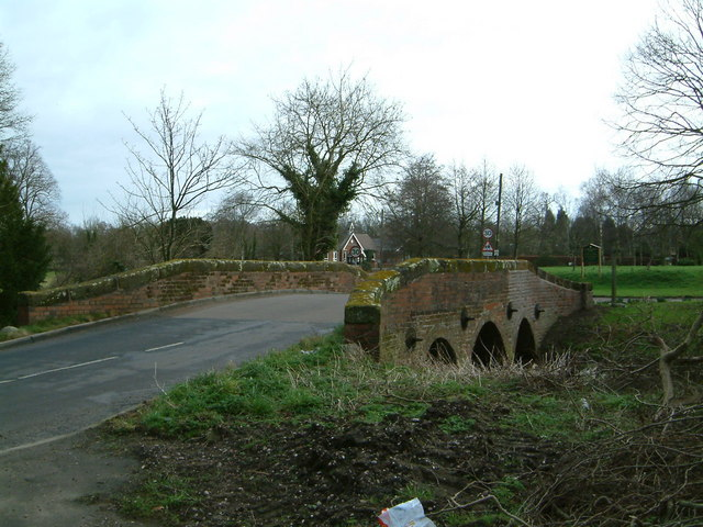 The  Bridge at Colton near Rugeley