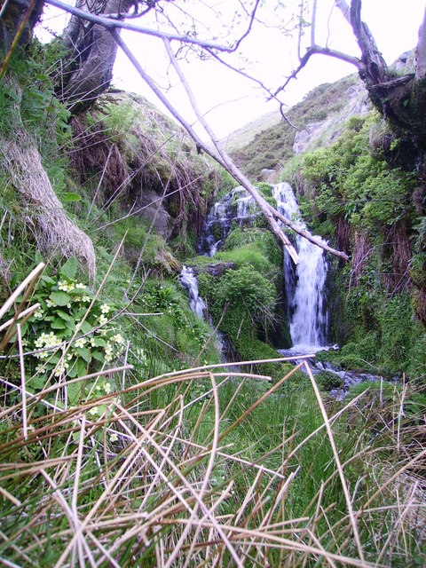 Waterfall Dodd Beck