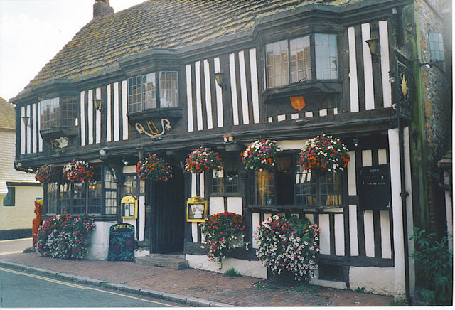 The Star Inn, Alfriston.