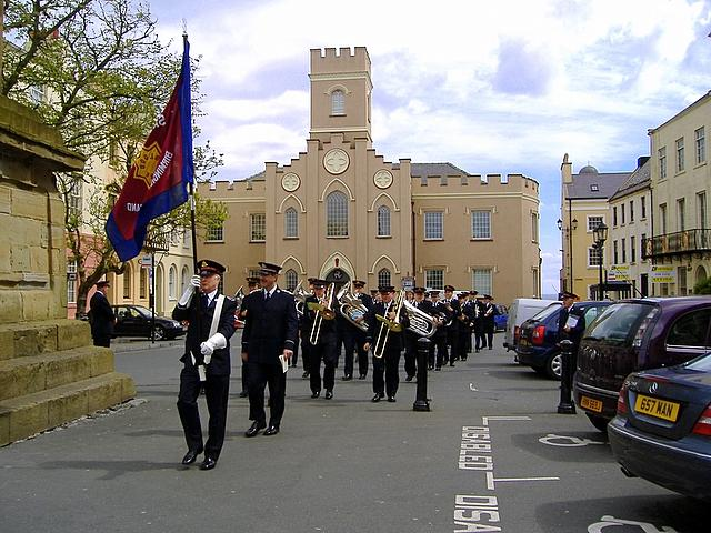 Birmingham Citadel Band, Castletown, Isle of Man