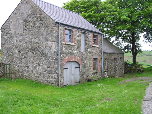 Ireland Stone Building : Stone buildings at sultan kenneth allen cc by sa