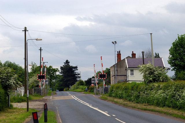Appleby Level Crossing