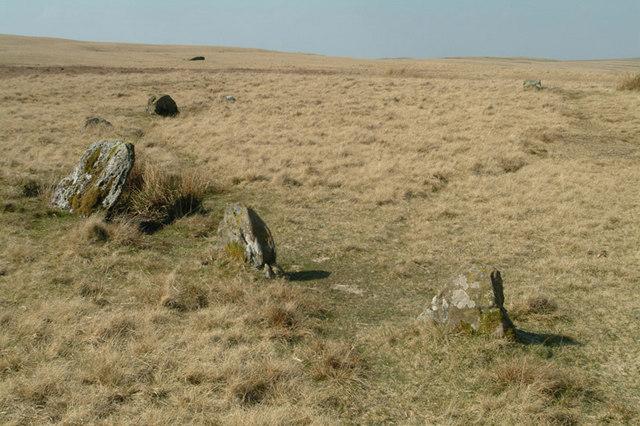 Nant Tarw Stone Circle