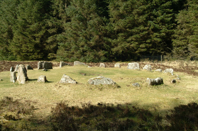 Sussons Common Stone Circle
