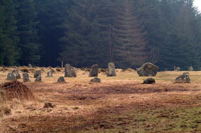 Fernworthy Stone Circle