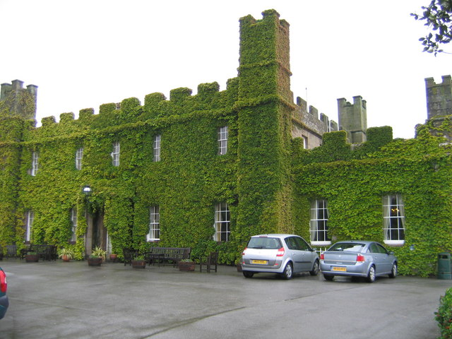 Tregenna Castle Hotel