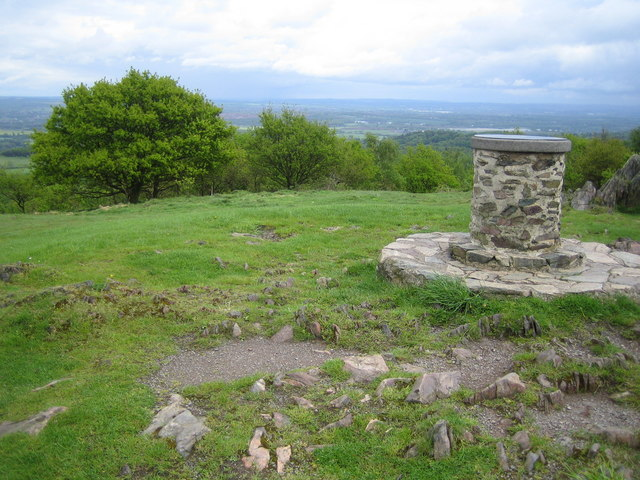 Beacon Hill toposcope