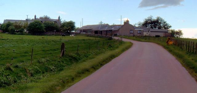 Dendoldrum Farm, Inververbie