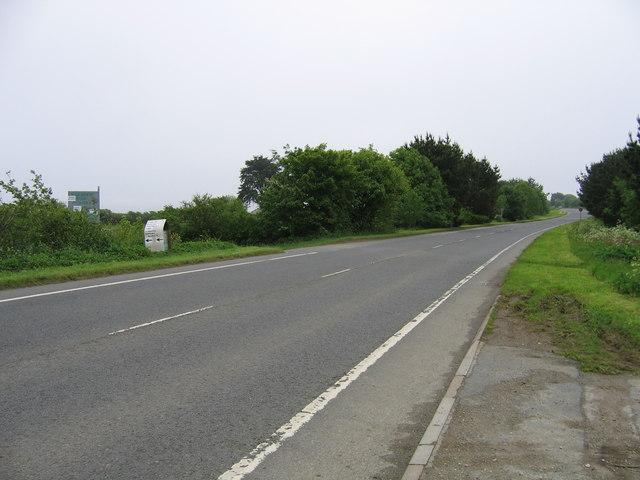 A394 near Marazion