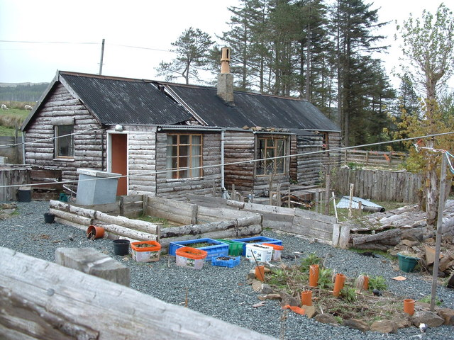 Farmhouse at Tenga