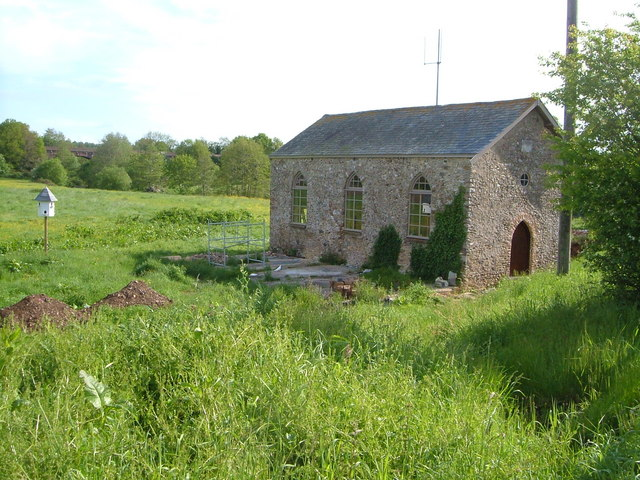 Chapel at Fenny Bridges