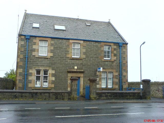 The Police Station, Port Ellen, Isle of Islay