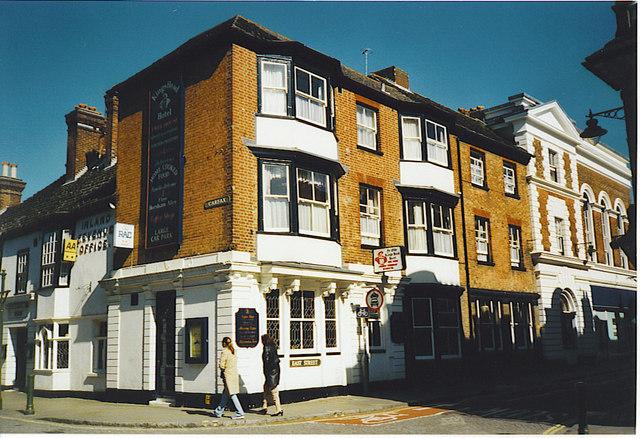 King's Head Hotel, Horsham.