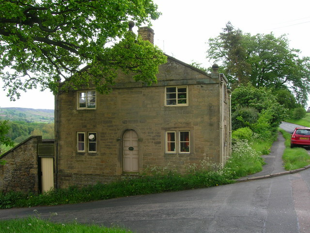 Former Toll House on B6001