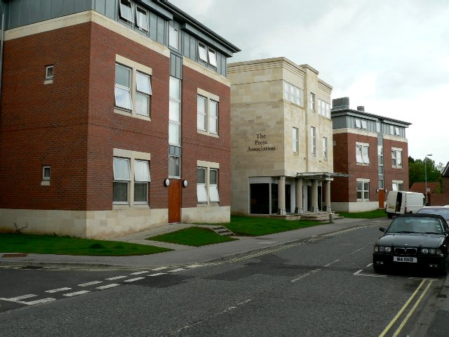 The Press Association Building, Howden