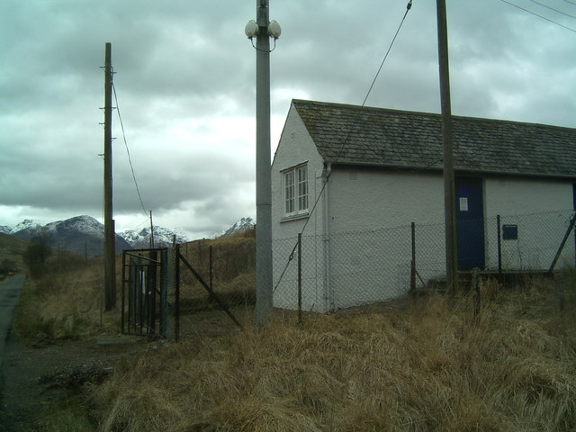 Inversnaid Telephone Exchange
