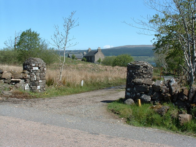 House at Ardnacross