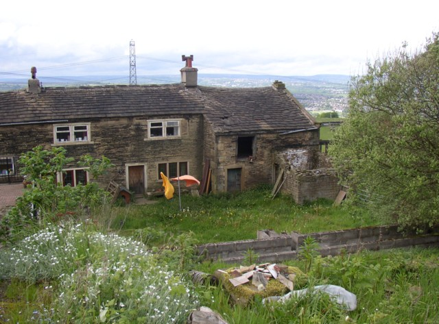 Turley Cote Farm, Turley Cote Lane, Old Lindley