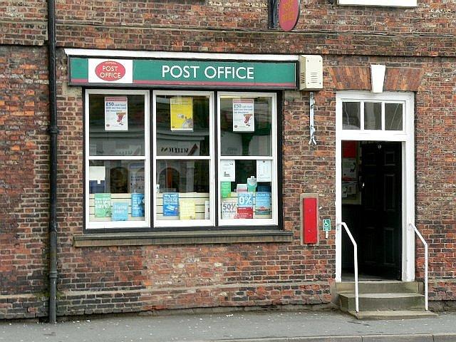 Post Office, Bridgegate, Howden