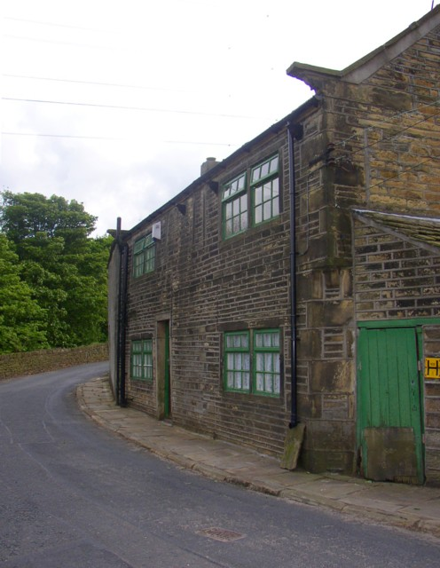 Loltake, Old Lindley Road, Old Lindley