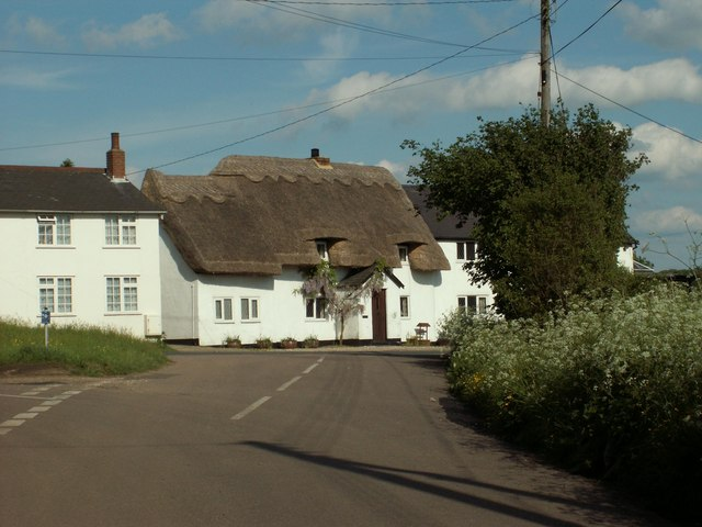 Cottages at Greenhill, near Hatfield Broad Oak, Essex