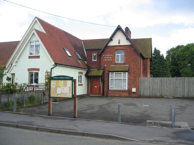 Wythall Parish Council offices