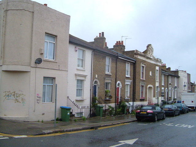 Invicta Terrace, Sandy Hill Road, Woolwich