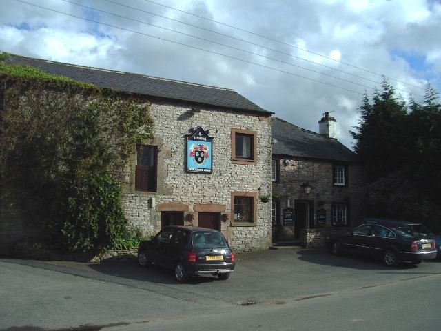 Strickland Arms, Great Stricklands