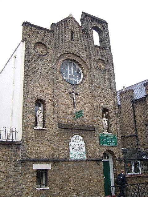 St. Patrick�s Church, Waterloo