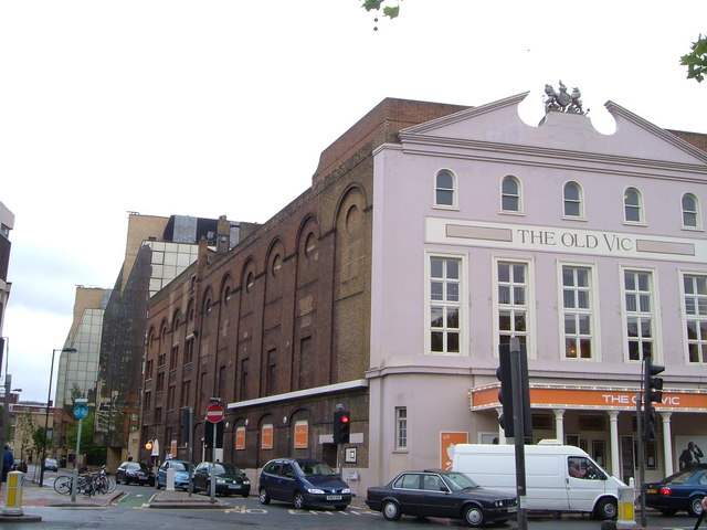 Old Vic and Webber Street