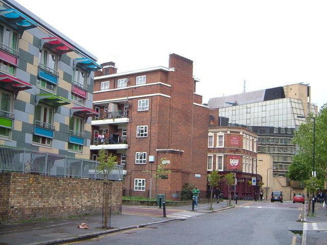 Webber Street
