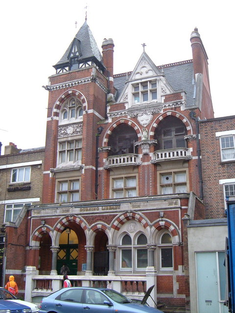 Durning Library, Kennington