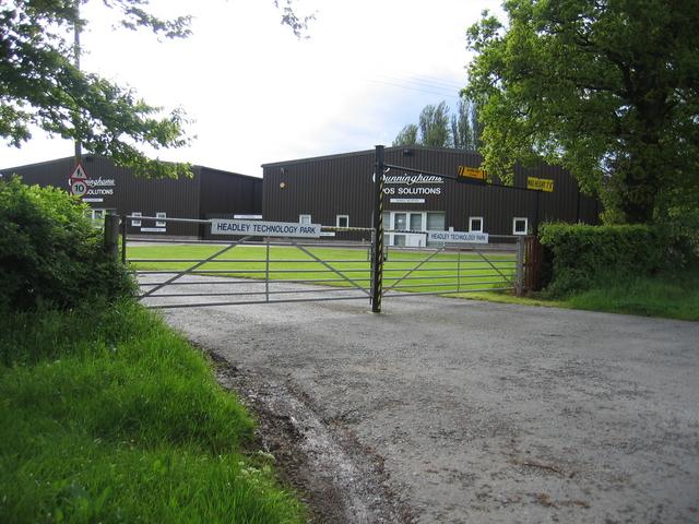 Headley Technology Park