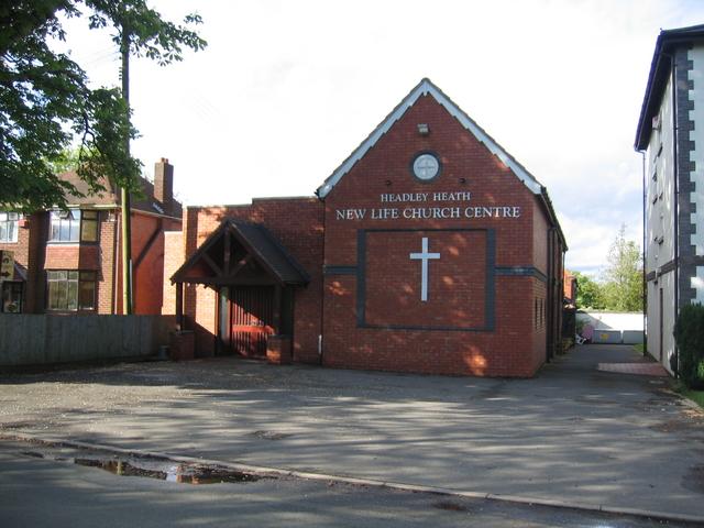Headley Heath New Life Church Centre