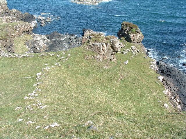 Precarious rocks