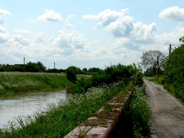 Canal at Welburn House