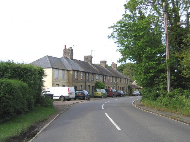 Oakington Road, Westwick, Cambs