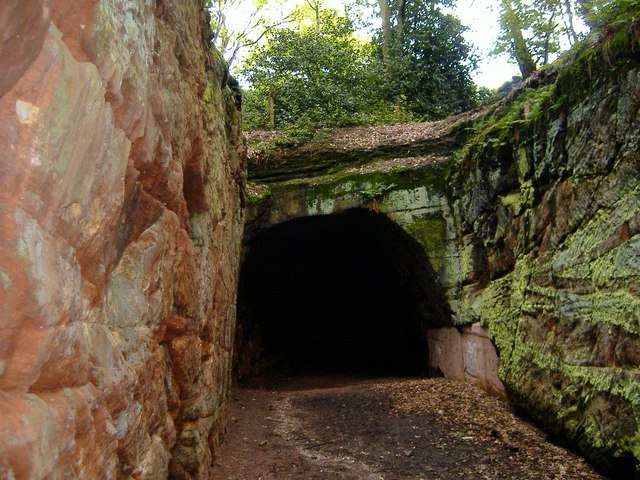 The Tunnel, Mountskill Quarry