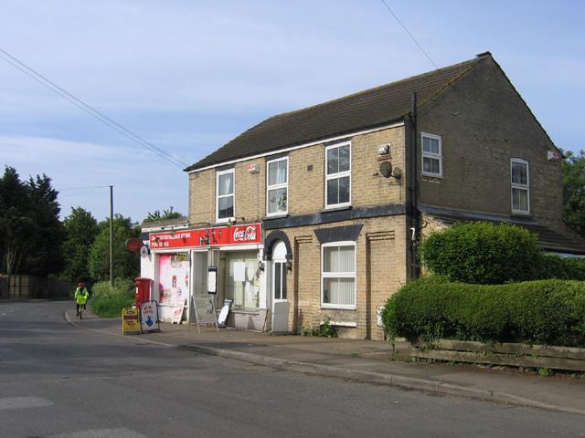 Local shop, Longstanton Road, Oakington, Cambs