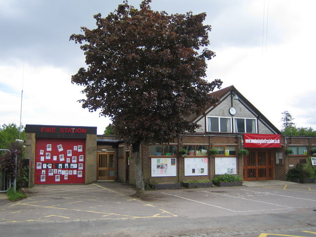 Bovingdon: Fire Station and Parish Council Offices