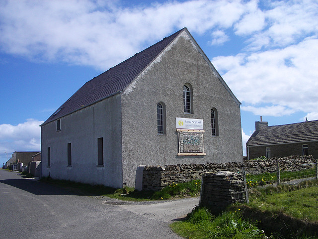 Papay Parish Kirk