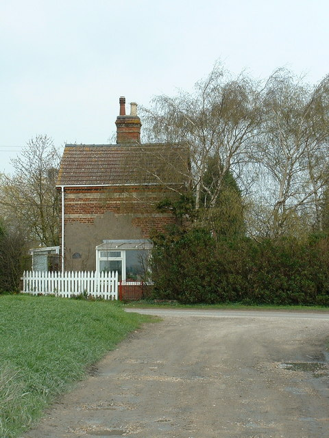 Crossing-keeper's cottage, Bardney