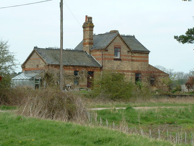 East Barkwith Station