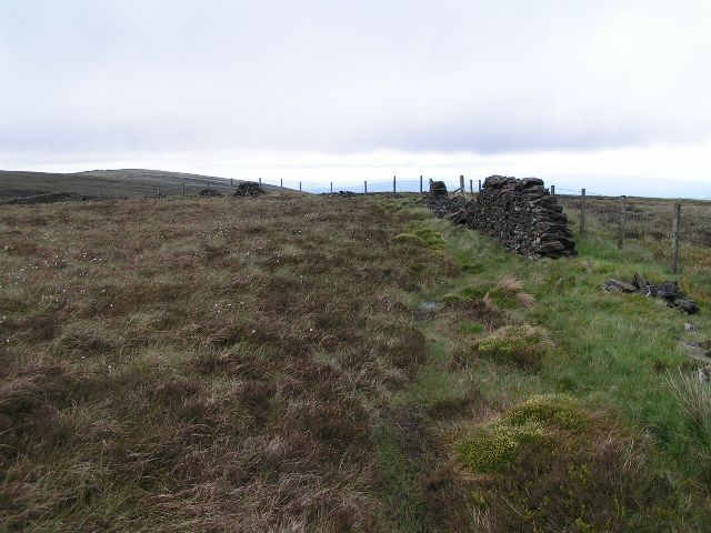 North of the Cat and Fiddle Inn