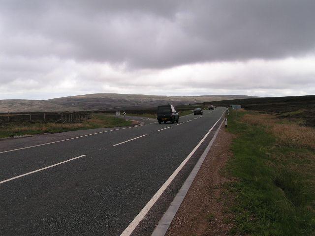 Derbyshire Bridge turn, A537