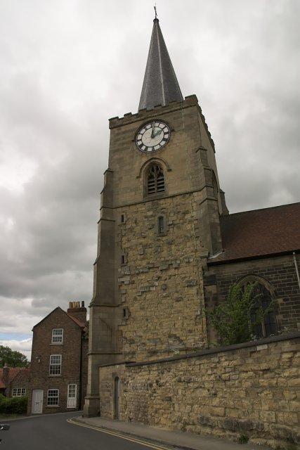 St  Leonards Church - Malton